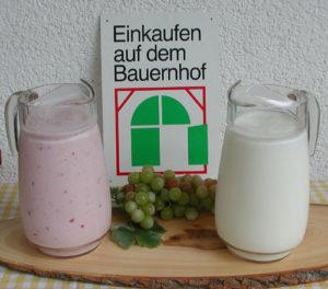 Fruchtsauermilch - Trinksauermilch