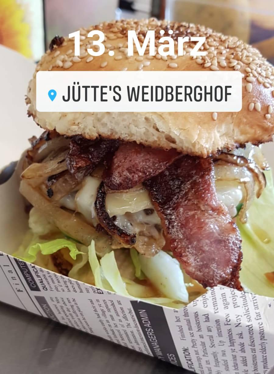 Weidberghof Burger to Go