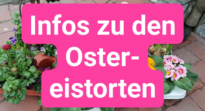 Ostern Eistorte Weidberghof
