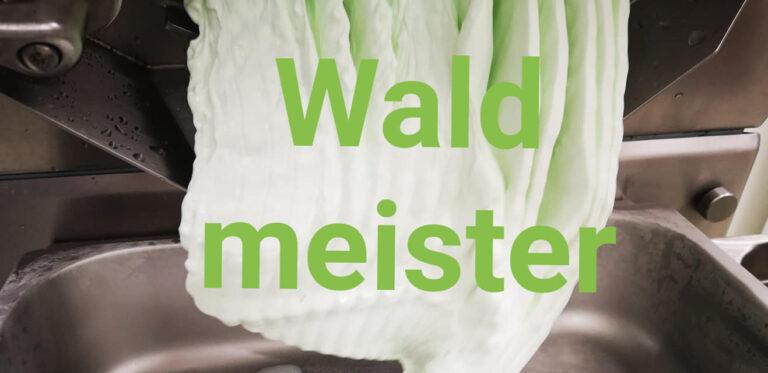 Waldmeister Eis im Hofladen