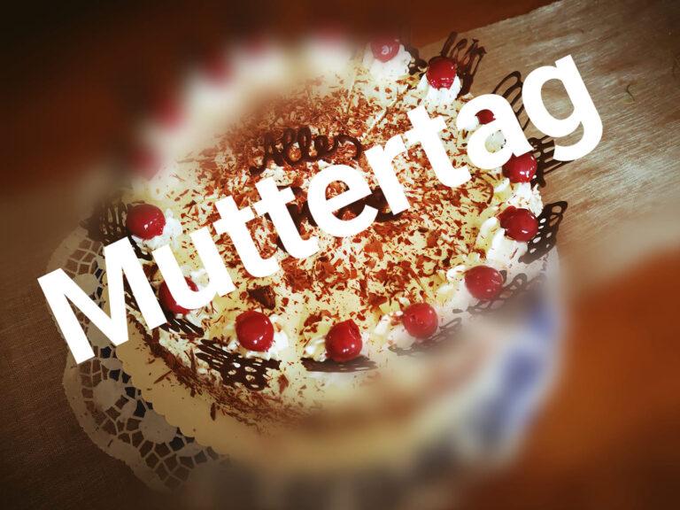 Torte to Go Muttertag Geschenk