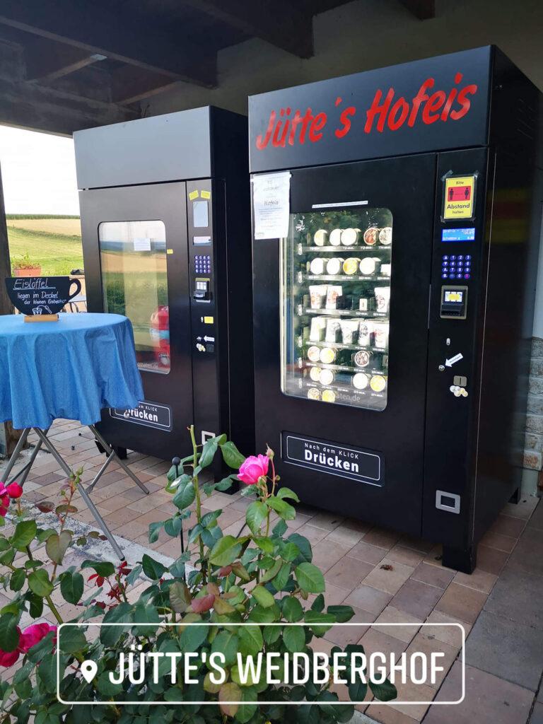 Eisautomat - Weidberghof
